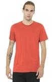 BELLACANVAS Unisex Jersey Short Sleeve Tee Coral Thumbnail