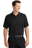 Dry Zone Performance Raglan Polo Shirt Black Thumbnail