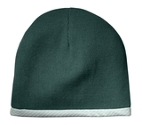 Performance Knit Cap Forest Green Thumbnail
