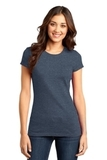 District Juniors Very Important Tee Heathered Navy Thumbnail
