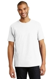 Tagless 100 Comfortsoft Cotton T-shirt White Thumbnail