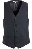 Men's Redwood & Ross Synergy Washable Suit Vest Navy Thumbnail