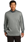 Nike Golf Dri-Fit 1/2-Zip Cover-up Athletic Grey Heather with Dark Grey Thumbnail