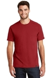 New Era Heritage Blend Crew Tee Crimson Thumbnail
