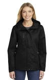 Women's All Conditions Jacket Black Thumbnail