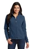 Women's Value Fleece Jacket Insignia Blue Thumbnail