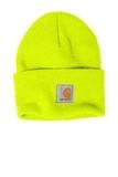 Carhartt Acrylic Watch Hat Brite Lime Thumbnail