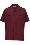 Edwards Men's Pinnacle Service Shirt Burgundy Thumbnail