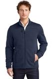 Eddie Bauer Sweater Fleece Full-Zip River Blue Navy Heather Thumbnail