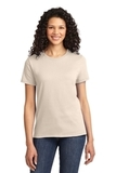 Women's Essential T-shirt Natural Thumbnail
