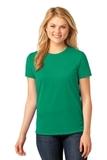 Women's 5.4-oz 100 Cotton T-shirt Kelly Thumbnail