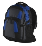 Urban Backpack Royal with Magnet Grey and Black Thumbnail