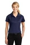 Women's Micropique Moisture Wicking Polo Shirt True Navy Thumbnail