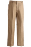 Men's 4 Pocket Flat Front Pant Khaki Thumbnail