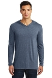 Men's Perfect Tri-Long Sleeve Hoodie Navy Frost Thumbnail