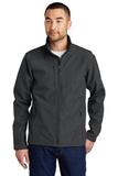 Eddie Bauer Shaded Crosshatch Soft Shell Jacket Grey Thumbnail