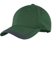 Pique Colorblock Cap Forest Green with Graphite Thumbnail