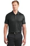 Nike Golf Dri-FIT Embossed Tri-Blade Polo Black Thumbnail