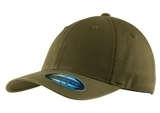 Flexfit Garment Washed Cap Loden Thumbnail