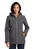 Eddie Bauer Ladies WeatherEdge 3-in-1 Jacket Grey Steel with Metal Grey Thumbnail