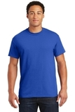 Ultra Blend 50/50 Cotton / Poly T-shirt Royal Thumbnail