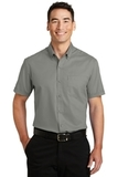 SuperPro Twill Shirt Monument Grey Thumbnail