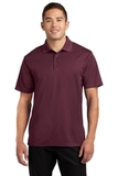 Tall Micropique Sport-wick Polo Maroon Thumbnail