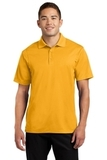 Micropique Performance Polo Shirt Gold Thumbnail