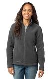 Women's Eddie Bauer Full-zip Fleece Jacket Grey Steel Thumbnail