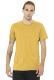 BELLACANVAS Unisex Jersey Short Sleeve Tee Maize Yellow Thumbnail