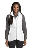 Women's Collective Insulated Vest White Thumbnail