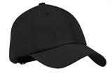 Sueded Cap Black Thumbnail