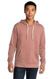 Next Level Unisex Beach Fleece Pullover Hoodie Desert Pink Thumbnail