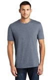 Short Sleeve Perfect Weight District Tee Heathered Navy Thumbnail
