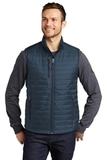 Packable Puffy Vest Regatta Blue with River Blue Thumbnail