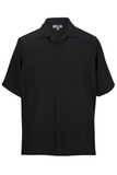 Batiste Camp Shirt Black Thumbnail
