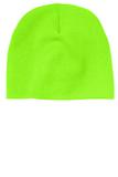 Beanie Cap Neon Green Thumbnail