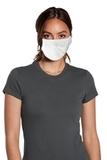 V.I.T. Shaped Face Mask 5 pack (100 packs 1 Case) White Thumbnail