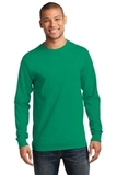 Essential Long Sleeve T-shirt Kelly Thumbnail
