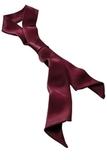 Women's Herringbone Neckerchief Wine Thumbnail