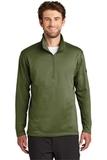 The North Face Tech 1/4-Zip Fleece Burnt Olive Green Thumbnail