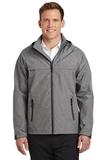 Torrent Waterproof Jacket Dark Grey Heather Thumbnail