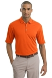 Nike Golf Tech Sport Dri-FIT Polo Solar Orange Thumbnail