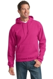 Pullover Hooded Sweatshirt Cyber Pink Thumbnail