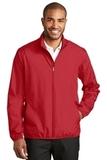 Zephyr Full-Zip Jacket Rich Red Thumbnail