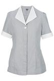 Women's Junior Cord Tunic Dark Grey Thumbnail
