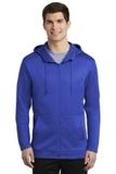 Nike Golf Therma-FIT Full-Zip Fleece Hoodie Game Royal Thumbnail