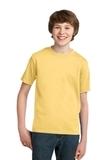 Youth Essential T-shirt Daffodil Yellow Thumbnail