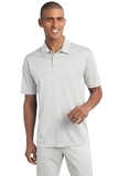 Legendary Sateen Moisture Wicking Polo White Thumbnail