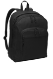 Basic Backpack Black Thumbnail